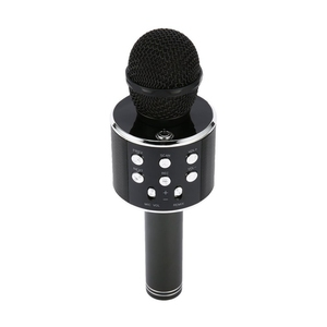 Image 2 - New Portable Wireless Microphone Bluetooth Karaoke Home Mic Stereo Speaker Player USB Studio KTV Music Online
