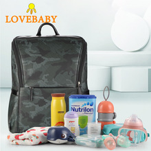 купить Baby Diaper Bag Travel Backpack Waterproof Maternity Mommy Stroller Bag Nappy Changing Baby Care Organizer Wetbag по цене 1047.96 рублей