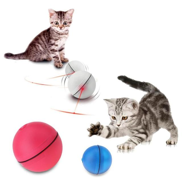 Interactive Laser Ball Toy 2