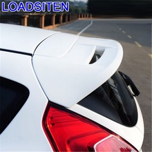 Decoration Exterior Car Styling Auto Automobile Automovil Wings Spoilers 06 07 08 09 10 11 12 13 14 15 16 17 18 FOR Ford Fiesta