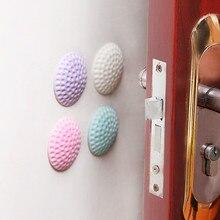 3 шт./партия защита безопасности ребенка амортизаторы безопасности карты резиновые Стопперы для двери настенные протекторы
