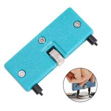 Rectangle Watch Back Case Cover Opener Remover Wrench Repair Kit Tool Practical Watch Repair Tool Portable tools multimeter(China)