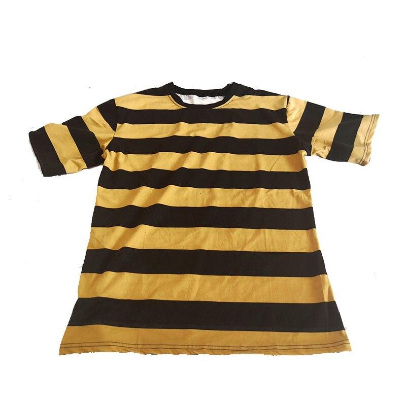 O-neck T Shirt Woman Striped Tops Short Sleeve Summer Shirt Casual Female T-shirts Tops Basic Tshirt for Women Tee feminina32 (3)