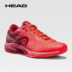 2020 New Head Tennis Shoes Hyde Revolt Professional Sports Anti Slip Shock Absorption Wear Resistance Shoes 273100