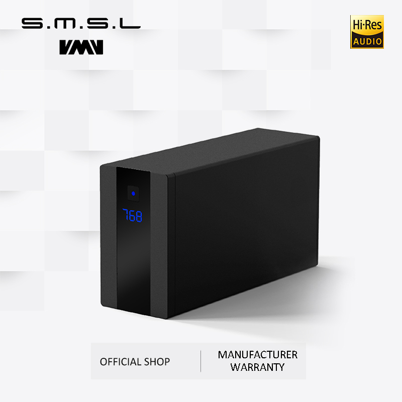 New Version SMSL Sanskrit 10th SK10 Hifi Decoder AK4493 PCM768 DSD512 DAC Pre-out Accelerometer Support OTG With Remote Control
