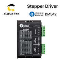 Leadshine DM542 Stepper Motor Controller 2-phase Digital Stepper Motor Driver 20-50 VDC Max. 4.2A for 42 57 Series Motor.