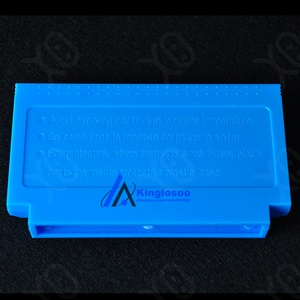Image 4 - 8 Bit Game card shell cartridge plastic case for Family Computer FC game