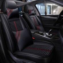غطاء مقعد سيارة شامل لكيا ريو 3 ceed سبيكترا سبورتاج 2018 بيكانتو سيراتو k2 سول نيرو جميع موديلات اكسسوارات السيارات