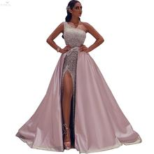 цена на Long Dress Women Maxi Dress Sleeveless Strapless One Shoulder Dress Hot Stamping Sexy Dress Vintage Party Dresses Women Evening
