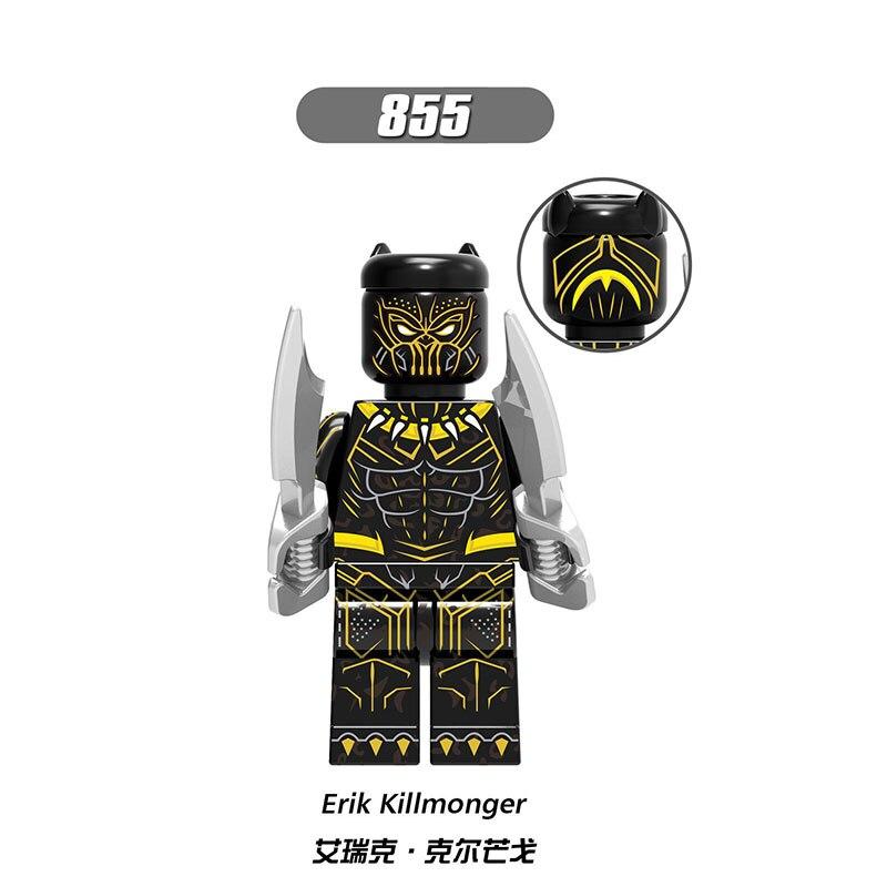 W/'Kabi Mini figure Black Panther