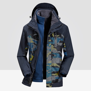 Image 4 - Jacket Men Winter Waterproof Streetwear Military Loose Parka Coat Big Size Brand Fleece Keep Warm Thermal Hooded Windproof