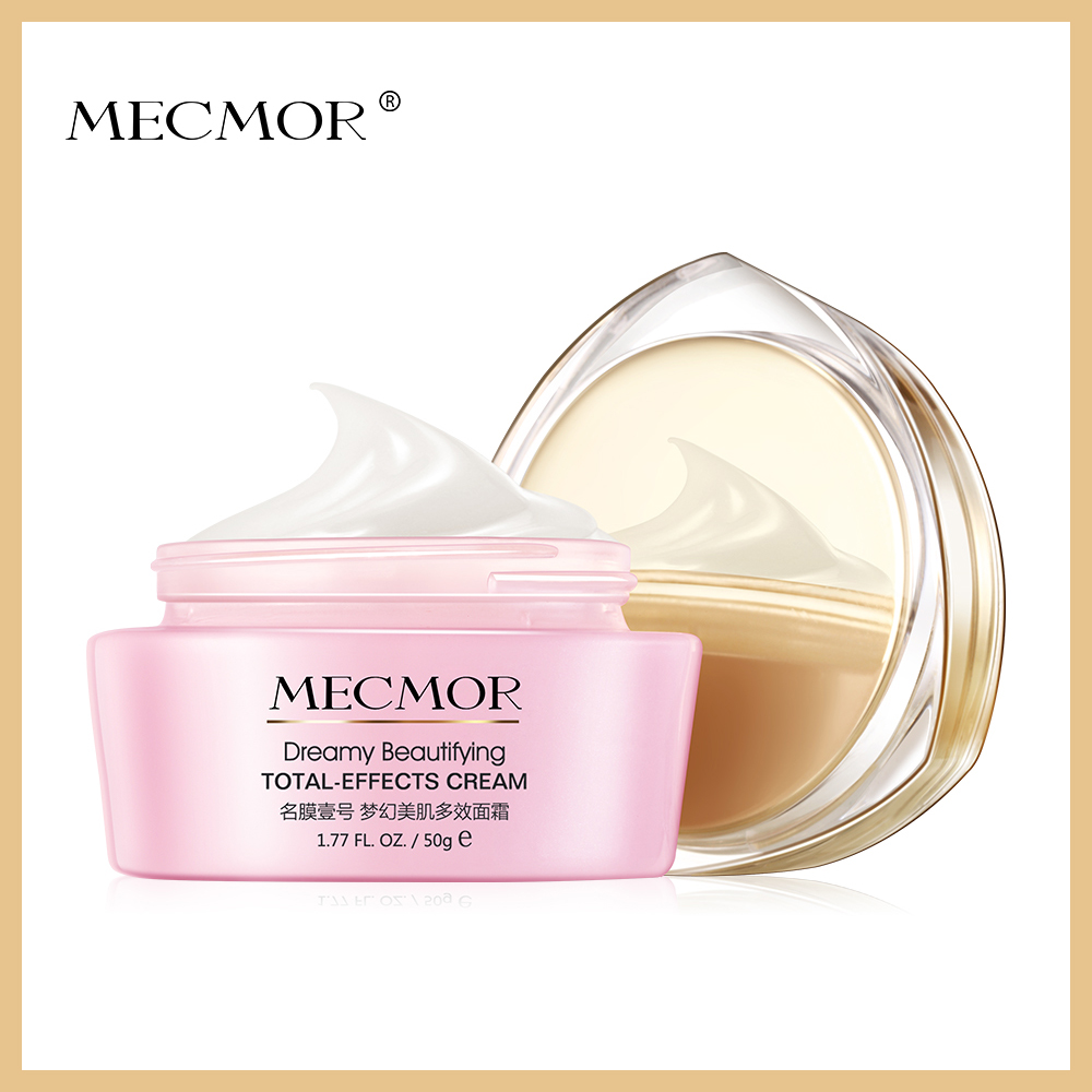 Dreamy Face Cream|Moisturizer Rejuvenater Anti-aging |Sensitive Skin Usable  |MECMOR Additive Free Natural Organic 50g