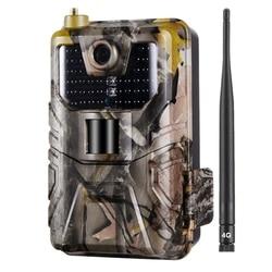 Hc-900Lte 4G Hunting Camera 16Mp 940nm Trail Camera Mms/Sms/Smtp/Ftp Ip65 Wild Camera 44 Led(Eu 4G)