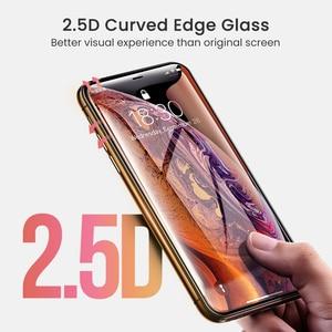 Image 3 - Ugreen szkło ochronne na iPhone 7 dla iPhone 12 Pro Max X XS Max XR 11 8 7 6 Plus szkło 2,5d na iPhone 7 6 ochraniacz ekranu
