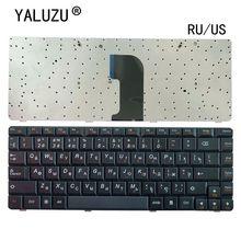 RU/US 노트북 키보드 용 LENOVO G460 G460A G460E G460AL G460EX G465 검정색 새 영어 키보드