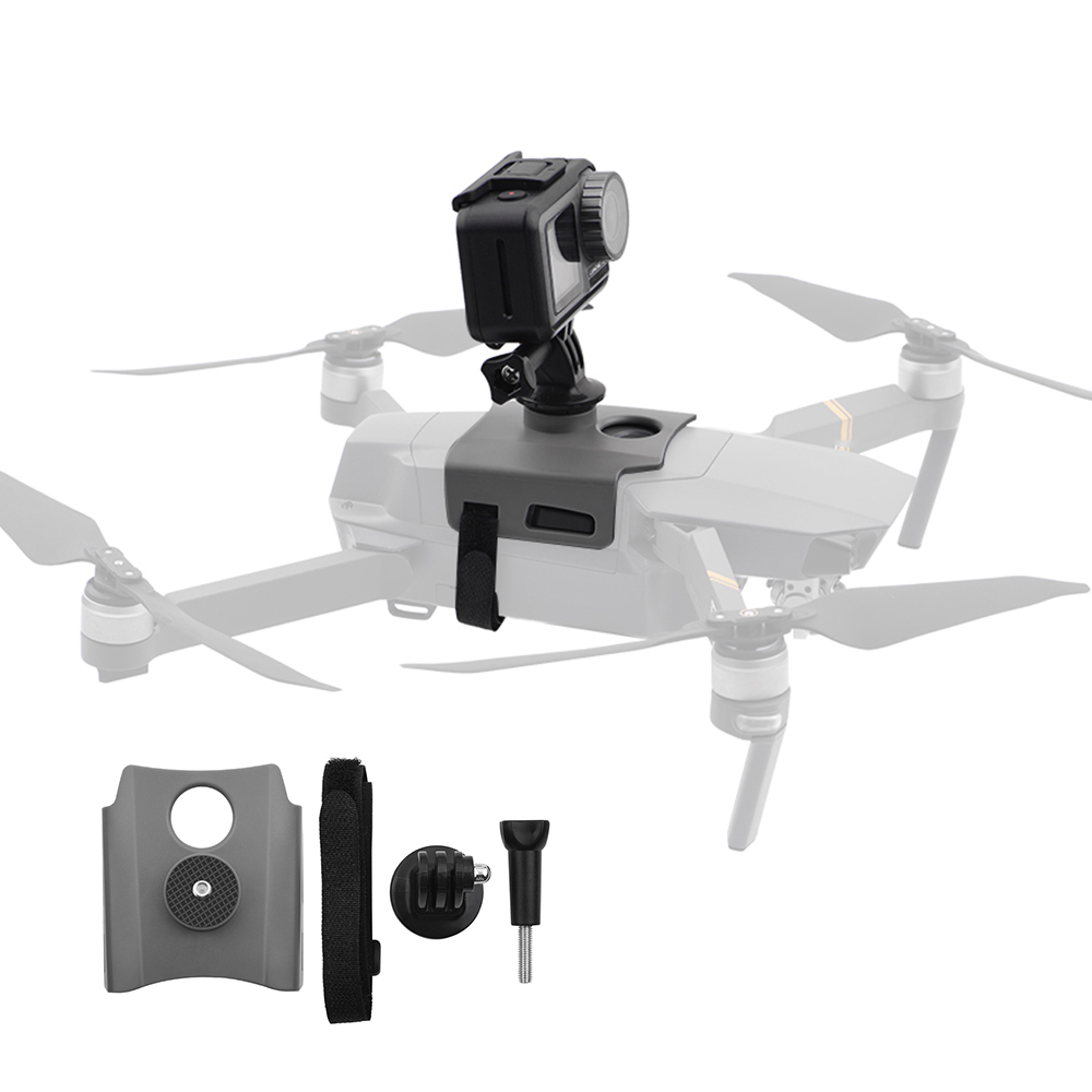 Flash Light Mount Bracket Multifunctional Fixed Camera Drone Accessories Expansion Kit For DJI Mavic 2/Zoom Drone Accessories