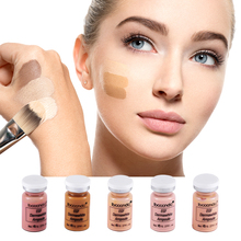 12pcs Semi-permanent BB Cream Whitening Serum Glow Brighten CC Cream Foundation Beauty Salon Cosmetic Makeup Liquid Foundation