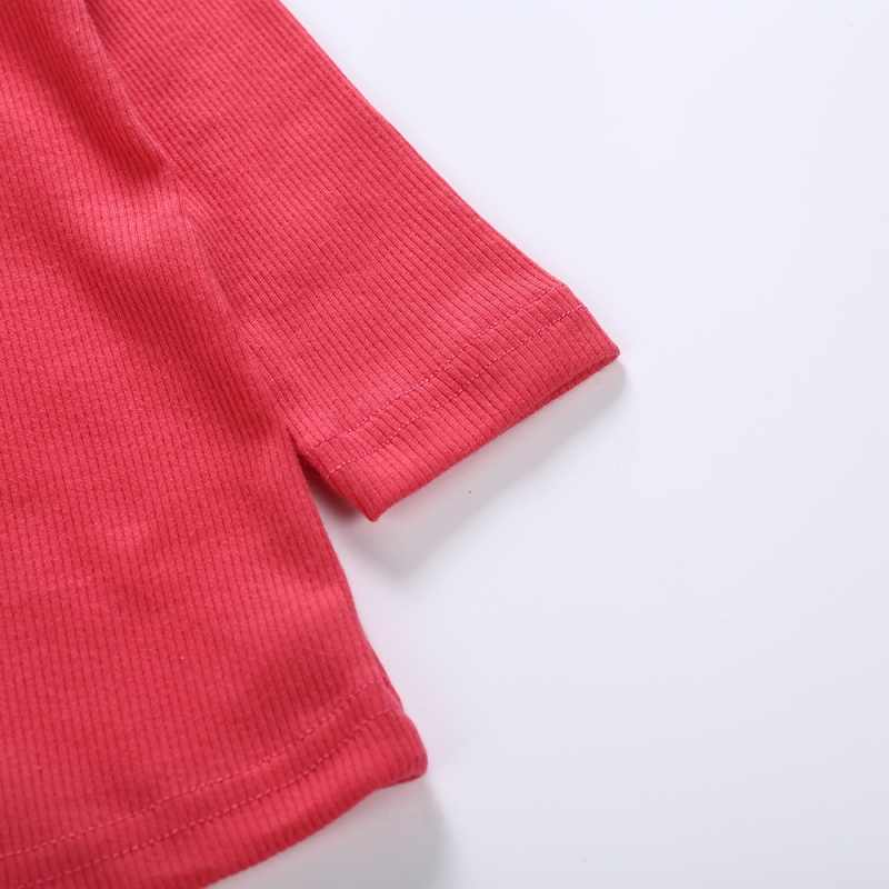 Kinderen Kids Trui Herfst Baby Jongen Meisje Jas Vest Gestreepte Solid Print Gebreide Katoenen Toevallige Bovenkleding Kleding
