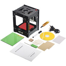 NEJE 1000mW DK-8-KZ Professional DIY Laser Engraver Cutter Desktop Mini CNC High Precision Power Multi-Function Motherboard