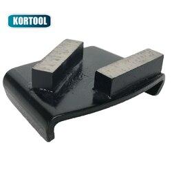Алмазная Шлифовка Бетона инструменты htc Шлифовальный Блок Полировочный диск для мозаичный бетон для пола ремонт 9 шт