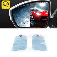 CAR MANGO Car Anti Fog Rearview Mirror Film Rainproof Clear Window Protective Waterproof Film For Ford KUGA Escape 2017 2018