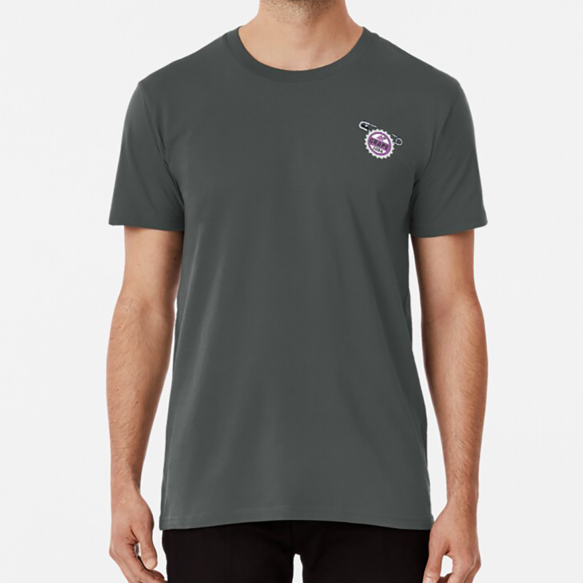 Grape Soda Badge <font><b>T</b></font> <font><b>Shirt</b></font> Pixar Up Film <font><b>Wilderness</b></font> Explorer Doug Point Russell Ellie image
