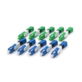 UNIKIT FTTH ESC250D SC APC /UPC fibra óptica monomodo nuevo modelo conector rápido óptico