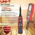 UNI-T UT116A SMD тестер; резистор/конденсатор/диод (RCD) измеритель параметров/SMD цифровой мультиметр UT116C