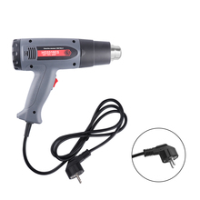 220V-50Hz 1600W Heat Gun Advanced Intelligent CNC hot air gun djustable Shrink Wrap Paint Stripper Soldering Rework DIY Tools