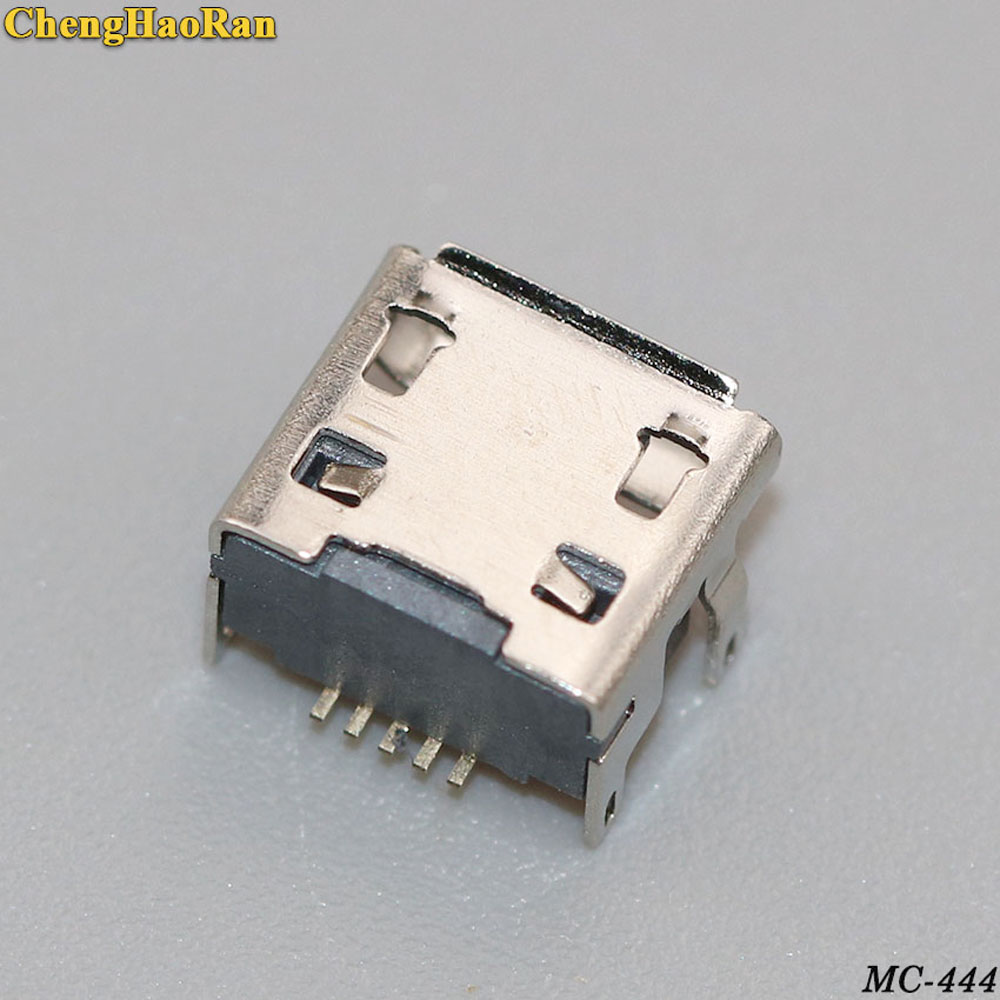2PCS/lot 5pin Type B For Charge 3 FLIP 3 Bluetooth Speaker Micro Mini USB Charging Port Jack Socket Connector Repair