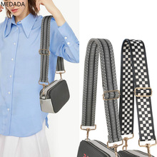 MEDADA New  Accessory Bag Part Adjustable Belt For Bags Strap Handbag Belt Wide Shoulder Bag Strap Replacement Strap