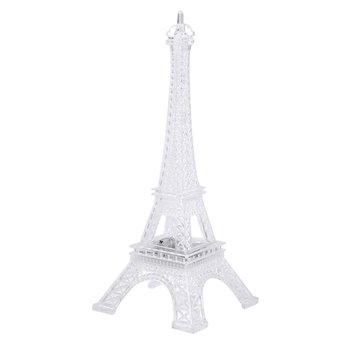Bright LED Night Light Eiffel Tower Desk Table Lamp 7 Color Changing  Decoration Night Light Christmas Great Gift For Children