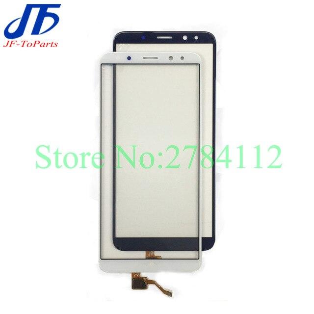 10 шт Сенсорная панель Замена для Huawe mate 10 Lite mate 10 lite сенсорный экран дигитайзер передняя внешняя стеклянная крышка объектива
