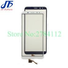 10 stücke Touch Panel Ersatz Für Huawe Kamerad 10 Lite mate10 lite Touch screen Digitizer Vorderen äußeren Glas Abdeckung Objektiv