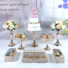 Tray-Tools Decorating Cake-Stand Dessert-Table Cupcake Wedding-Display Party-Suppliers