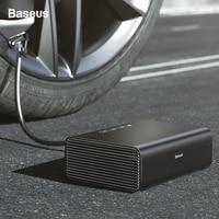 Baseus 12V Mini Car Air Compressor Tire Inflatable Pump For Car Portable Inflator Pump Electric Intelligent Car Tyre Inflator