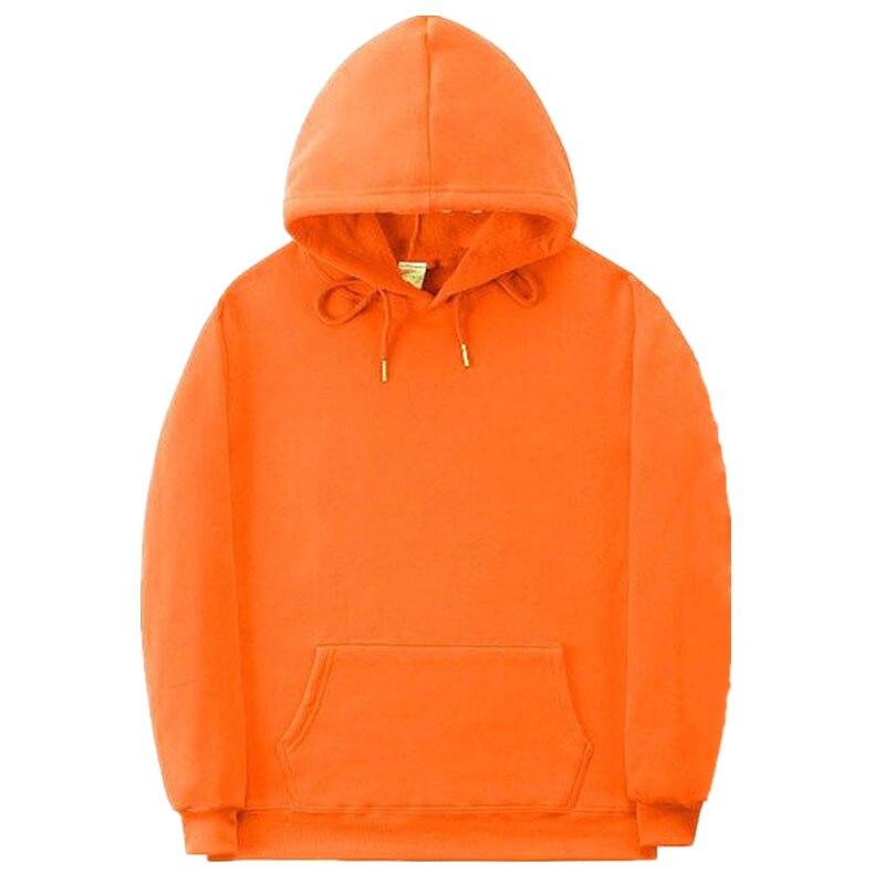 Fashion streetwear Hoodie Sweatshirt Multiple Colour Men Women Hoodies Pullover 35