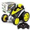 Kablosuz RC araba Tumbling dublör DAMPERLİ KAMYON uzaktan kumandalı oyuncaklar çocuklar için elektrikli serin RC araba çocuk doğum günü yılbaşı hediyeleri