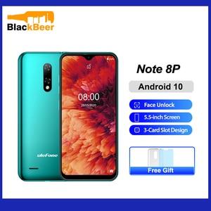 Ulefone Note 8P 5.5 Inch Mobil