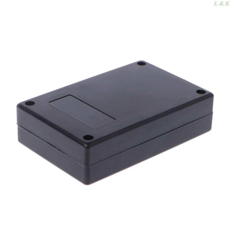 5Pcs100x60x25mm DIY Plastic Electronic Project Box Enclosure Instrument Case SH