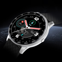 2020 new fashion sports watch smart student waterproof heart rate running music call health men and women electronic bracelet K8