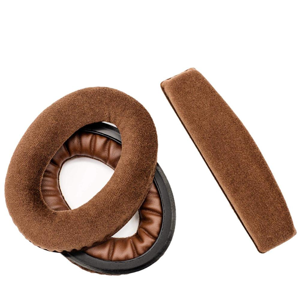 1 Set Ear Pads For Sennheiser HD598 HD598SE HD598CS HD515 HD555 HD595 HD518 Headphones Ear Cups Cover Earpad Repair Parts