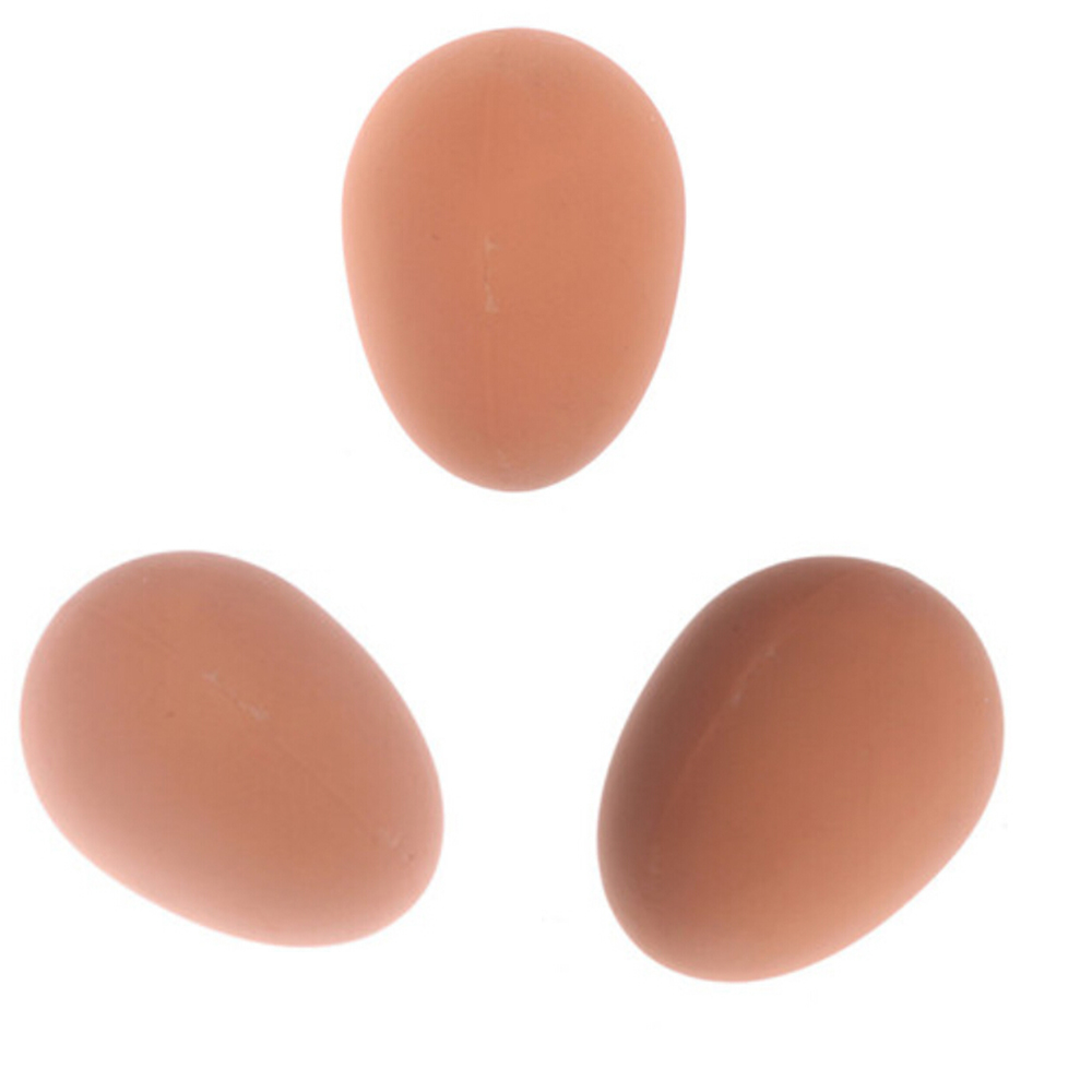 Novelty Egg Rubber Elastic Bouncing Balls Dog Cat Chewing Toy Expression Balls Non-toxic Anti-stress Ball Pet Supplies