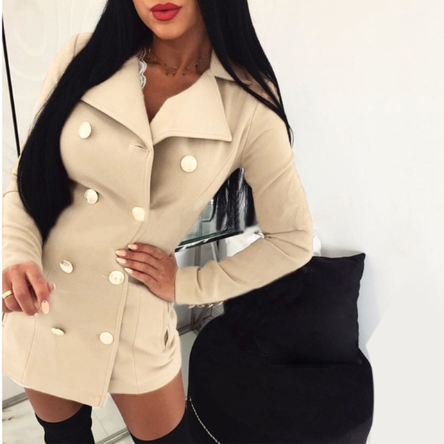 High Quality Wool Coat Women Winter Warm Coat Plus Size Womens Lady Long Sleeve Button Long Coats Casual Jacket Outwear#g3 1
