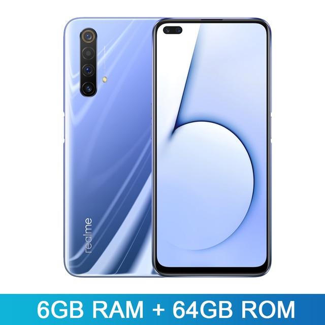 Realme X50 6.57'' 6GB + 64GB