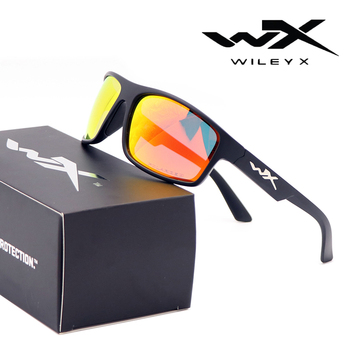 WILEYX WX Polarized Army Transition Sunglasses Airsoft Military Goggles War Game Tactical Shooting Hunting MTB Sport Glasses 1