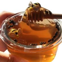 60ml Honeybee mieszanie chmura szlam pachnące stres dzieci gliny zabawki Diy Slime dostarcza puszyste Charms Slime aktywator dzieci zabawki Слайм tanie tanio CN (pochodzenie) MATERNITY W wieku 0-6m 7-12m 13-24m 25-36m 4-6y 7-12y 12 + y 18 +
