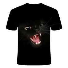 Cat Ragdoll funny t-shirt short sleeve 3D print animal tshirt tops men/women pet t shirt cat family member Asian Plus-size 6XL