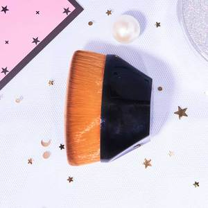Image 2 - شاومي ماكياج فرشاة لينة الجلد ودية مؤسسة فرش المحمولة كبيرة الحجم مؤسسة توفير فرشاة التجميل مع حقيبة حمل