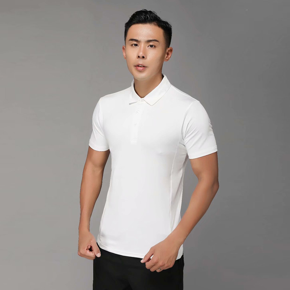Men's Golf Short Sleeve Breathable Golf Tops Golf T-shirts Tennis Clothing Apparel Male T Shirt Training Golf Clothes